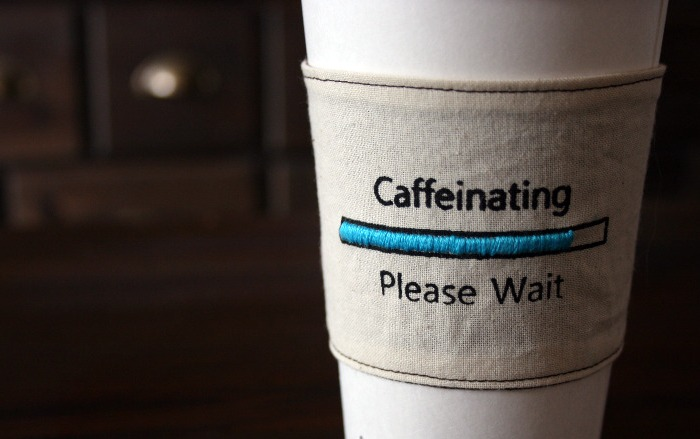 Caffeinating .... Please wait !