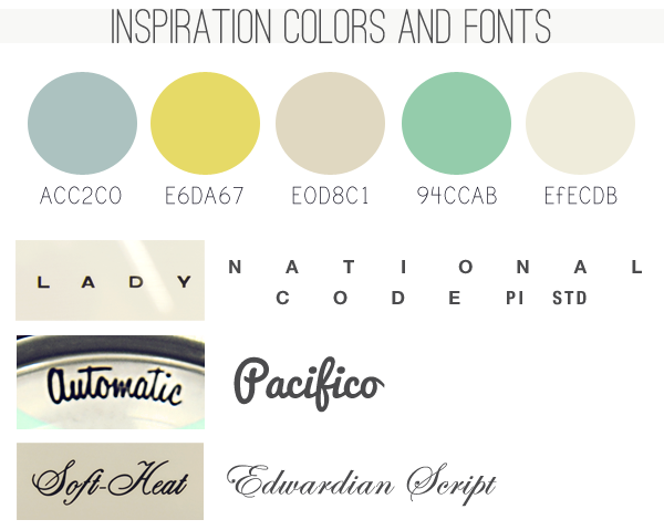 Colors-fonts