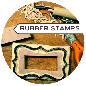 Carve your own Rubberstamps