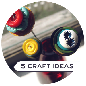5 Cute Crafts
