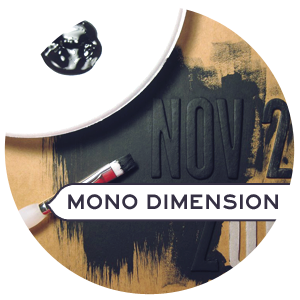 How to Create a Dimensional Monotone Look