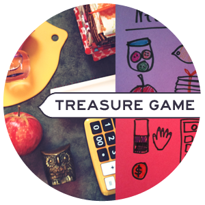 Plan a Spontaneous Treasure Hunt
