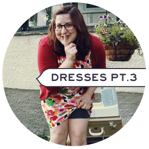 Vintage Dress Shopping - Secrets & Styling