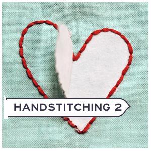Handstitching 2