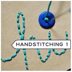 Handstitching 1