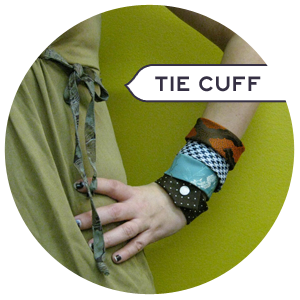 Tie cuff