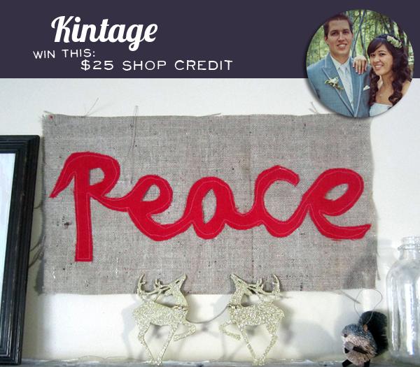 Kintage peace