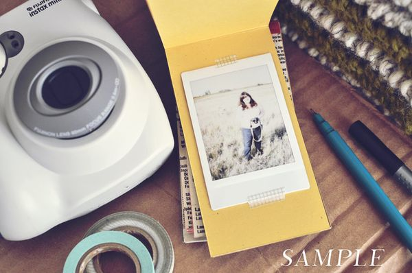 Instax sample
