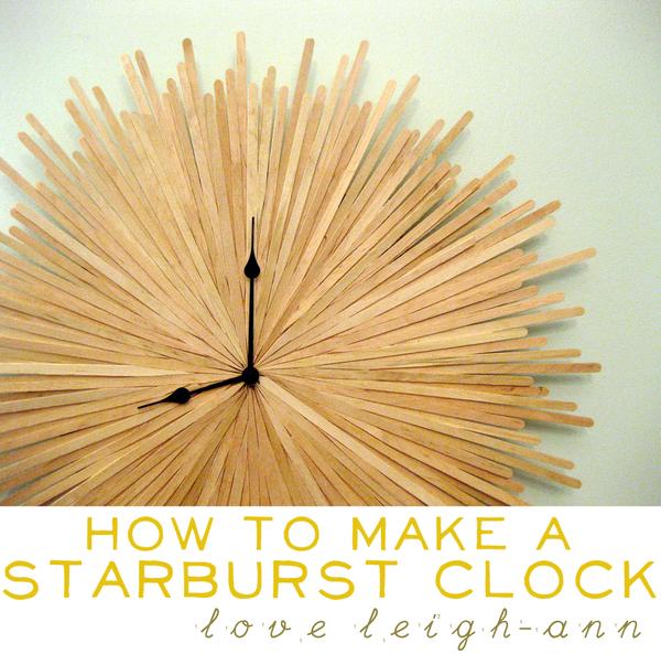 Starburst часы